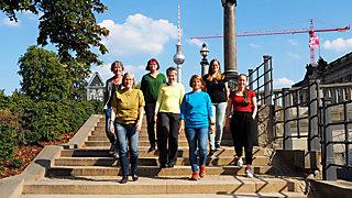 Das Team der Frauenhauskoordinierung e.V.