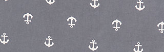 Spaziermanier Etui, be my anchor, Dresses, Schwarz