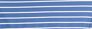 logo skirt, blue stripes, Röcke, Blau