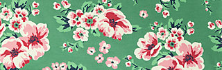 Shirt blusover, floral florida, Shirts, Green