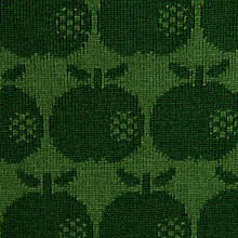 knit green apple