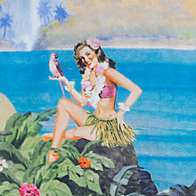 postcard from tahiti