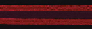 ribbon stripe, scottish stripe, Accessoires, Red