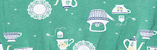 little mermaids tunique, teatime darling, Kleider, Grün