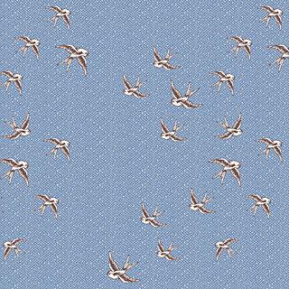 """Wir fliegen  auf den Stoff """"swallow swing"""""""