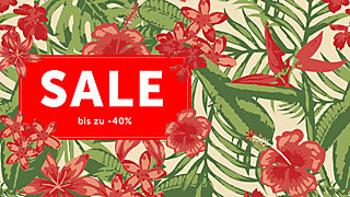 discover all our Sping / Summer Collections on  SALE