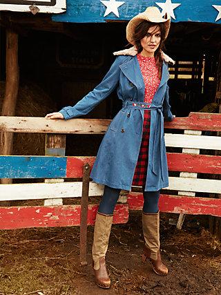 Yee-haw, Cowgirl!