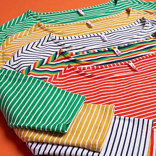 Streifen-Shirts!