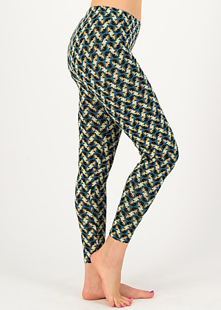 Leggings a step in the dark, lady blues, Leggings, Blau