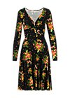 Jersey Dress hot knot, ode to joy, Dresses, Black