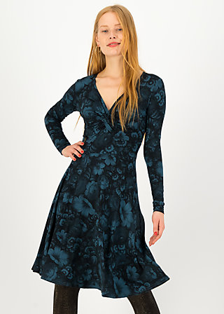 Jersey Dress hot knot, romantic review, Dresses, Blue