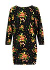 Tunic Dress leichte muse, ode to joy, Blouses & Tunics, Black