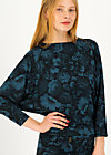 Tunika-Kleid leichte muse, romantic review, Blusen & Tuniken, Blau