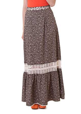 siedler s saloon skirt, brown virginian farm, Grün