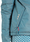 fast stardust anorak, mountain lake, Blau