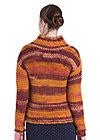 flintstones turtle, hotpot knit, Rot