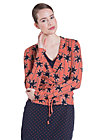 short walker cardy, cosmic energy, Pullover & leichte Jacken, Rot