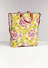 beautiful from inside bag, so bloomy, Shopper & Rucksäcke, Gelb