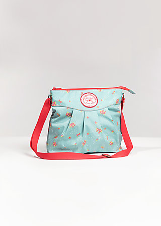 huge heart bag, cute rosie, Handtaschen, Blau
