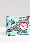sweethearts washbag, new york, Accessoires, Blau