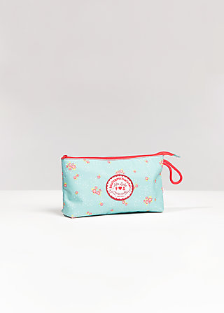 sweethearts washbag, cute rosie, Washbags, Blau