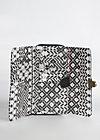 packwell purse, kiev kilim, Portemonnaies, Schwarz