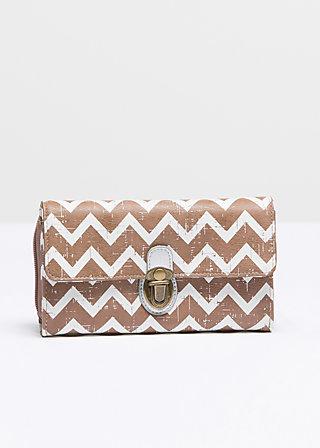 packwell purse, sunny sunday, Portemonnaies, Braun