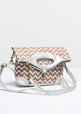 tea time bag, sunny sunday, Handtaschen, Braun