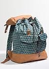 palatschinken daypack, hobgoblin, Reisetaschen, Grün