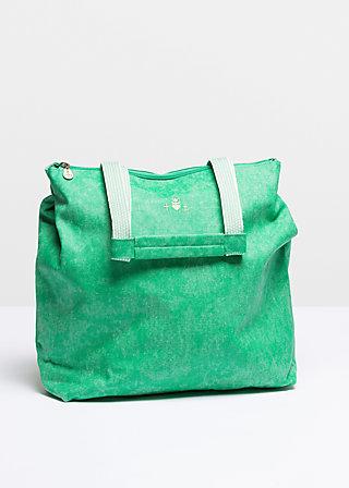 kötbullar shopper, fen green, Handtaschen, Grün