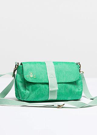 punschrullar, fen green, Handtaschen, Grün