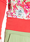 daily dwarf hoodster, flower ocean, Sweatshirts, Rot