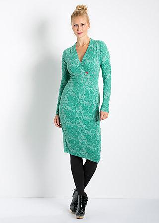 amusing grace gown, frosty floral, Kleider, Grün