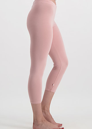 3/4 logo legs uni, rosa iceshop, Leggings, Pink