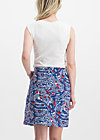 alltagsfalter skirt, big city life, Skirts, Blue