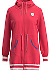 aura paramour jacket , strawberry ice, Pullover & leichte Jacken, Rot