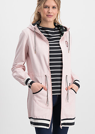 aura paramour jacket , soft ice, Jackets, Rosa