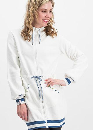 aura paramour jacket , vanilla ice, Pullover & leichte Jacken, Weiß