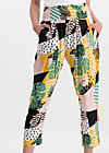 daydream streetlife pants, urban jungle, Trousers, Yellow