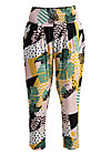 daydream streetlife pants, urban jungle, Stoffhosen, Gelb