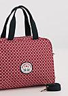 dolce vita handbag, go red, Accessoires, Rot