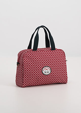 dolce vita handbag, go red, Handbags, Rot