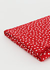 sweat fabric, strawberry point, Accessoires, Red