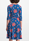 falleri fallera dress , having a date, Jerseykleider, Blau