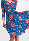 falleri fallera dress , having a date, Dresses, Blue