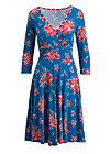 falleri fallera dress , having a date, Jersey Dresses, Blau