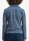 kiss me homie jacket, pipa point, Pullover & leichte Jacken, Blau