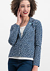 kiss me homie jacket, pipa point, Jumpers & lightweight Jackets, Blue