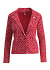 kiss me homie jacket, strawberry point, Jumpers & lightweight Jackets, Red