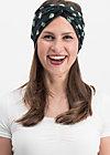 knot of wisdom hairband, guerilla gardening, Accessoires, Schwarz